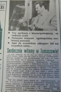 Stanisław Nardelli w Tomaszowie 1